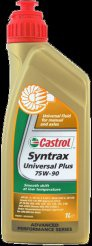 Castrol Масло Трансмис Syntrax Universal 75W90 Gl-4 5 1Л