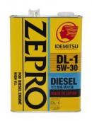 Idemitsu Zepro Diesel Dl-1 5W30 Масло Моторное 4Л П С