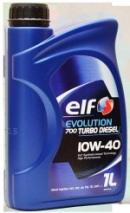 Elf Evolution Diesel 10W40 Масло Моторное П С 1Л