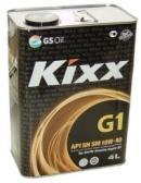 Kixx G-1 5W40 Масло Моторное 4Л Синт Sn Cf