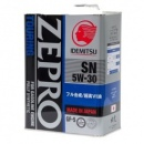 Idemitsu Zepro Touring F-S 5W30 Масло Моторное 4Л Синт