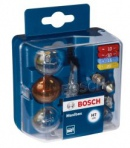 Лампа Bosch H7 12В 55W R5 W5w P21w P21 5W T4w C5w Maxibox