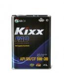 Kixx Рao 5W30 Sn Cf Масло Моторное 4Л Синт