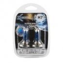 Лампа Xenite H7 12В Super White 4000K 1007046 Блистер 2Шт