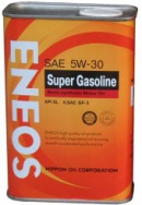 Eneos Масло Моторное Super Gasoline 100% Synt 5W30 0 94Л