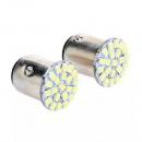 Лампа 12В T18 P21w Диод 22Smd 3020 P21w